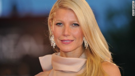 "VENICE, ITALY - SEPTEMBER 03:  Actress Gwyneth Paltrow (Earring Detail) attends the ""Contagion"" premiere during the 68th Venice Film Festival at Palazzo del Cinema on September 3, 2011 in Venice, Italy.  (Photo by Pascal Le Segretain/Getty Images)"