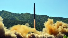 N. Korea: No diplomacy until ICBM can hit US