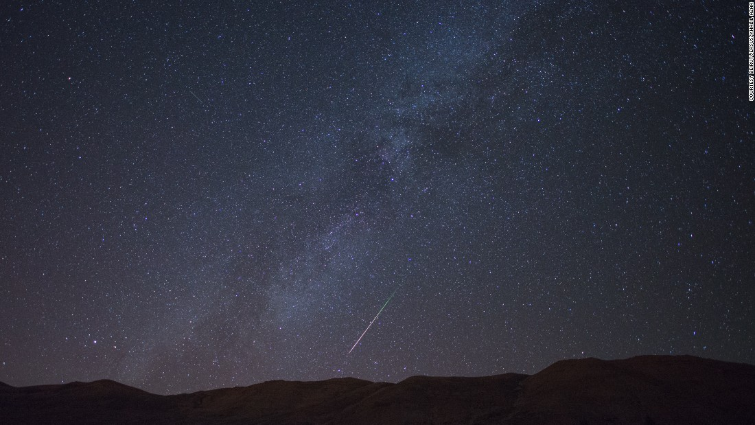 BeirutVersus regularly heads out to remote locations in Lebanon to capture images of the night sky.