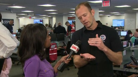 Inside FEMA's command center as Irma approaches