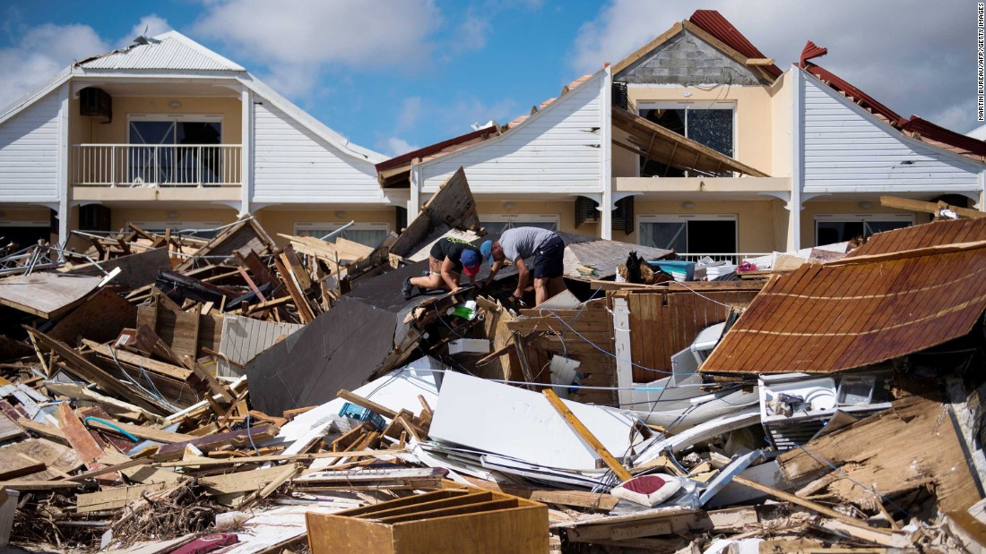 Hurricane Irma relief efforts continue