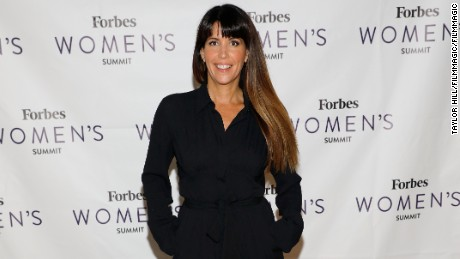 'Wonder Woman' director Patty Jenkins.