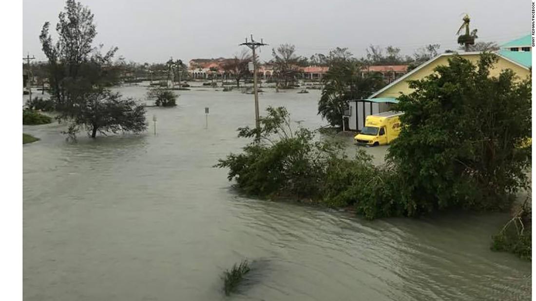 Irma Was A Badass Hurricane Says Marco Island Resident Cnn