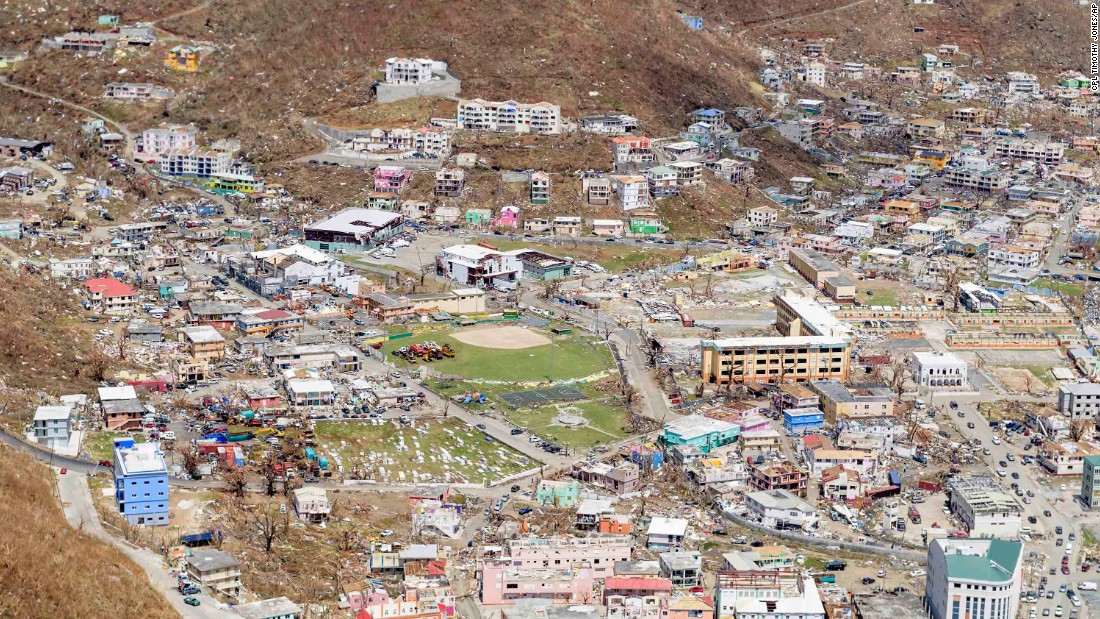 Dont forget about us Irmas desperate Caribbean survivors  CNN