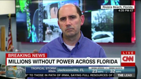 FL power executive on when lights will come back on