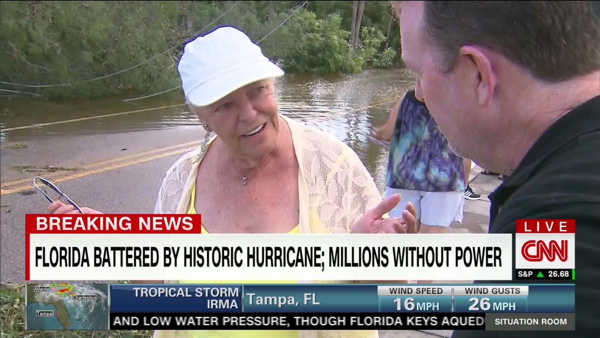 Bonita Springs, Florida: Hit Hard By The Storm   CNN Video