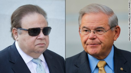 Sen. Bob Menendez's trial by the numbers