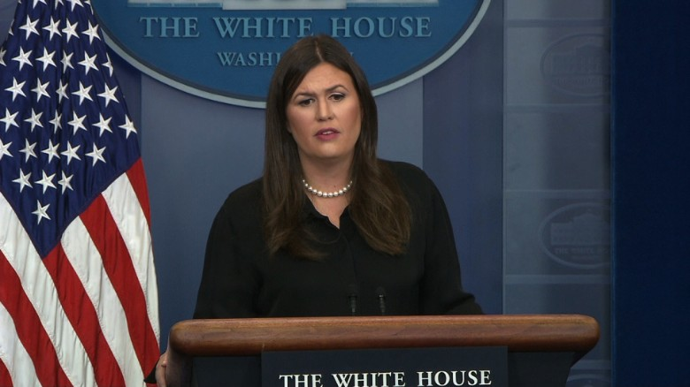 Sanders: ESPN host's tweet a 'fireable offense'