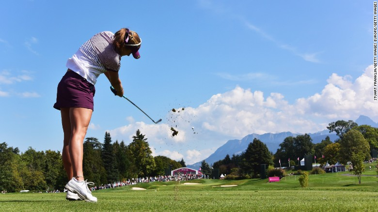 The Evian Championship and Lexi Thompson