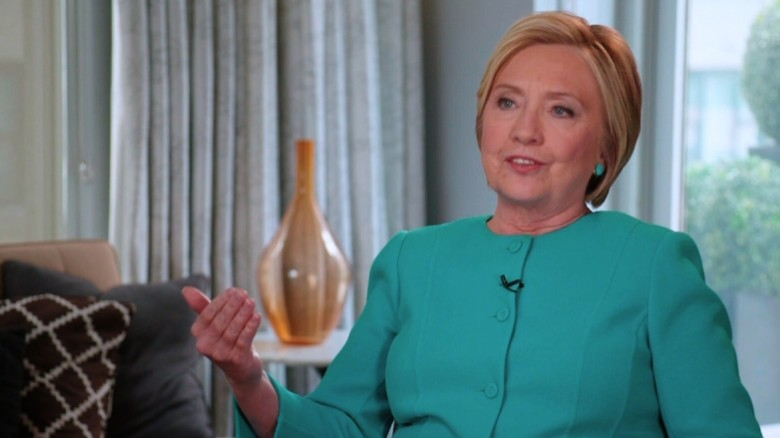 Clinton: 'If I had been elected ...'