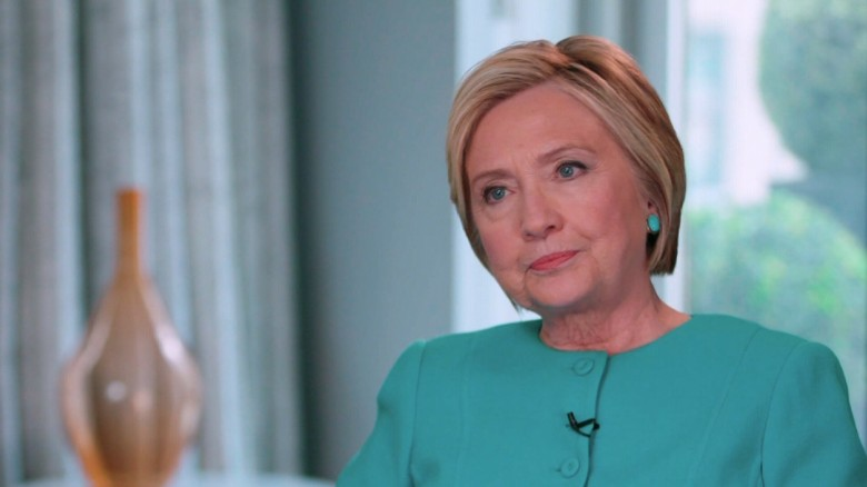Clinton: Russia hacking bigger than Watergate