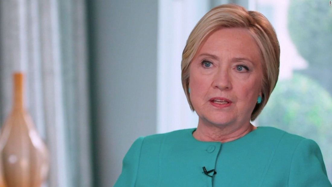 The 36 most telling lines in Hillary Clinton's interview with Anderson Cooper