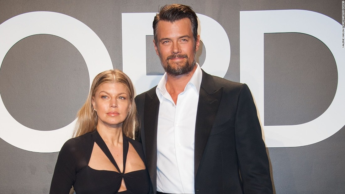 "In September 2017, Fergie and Josh Duhamel announced they were separating after eight years of marriage. ""To give our family the best opportunity to adjust, we wanted to keep this a private matter before sharing it with the public,"" the couple said in a joint statement. ""We are and will always be united in our support of each other and our family."""