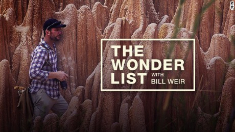 On 'The Wonder List,' Bill Weir tells the stories of extraordinary people, places, cultures and creatures at a crossroads.