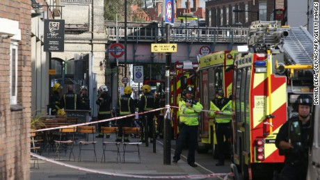 Parsons Green tube bomber convicted of attempted murder