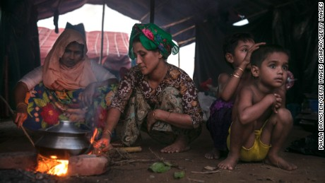 US lawmakers push for action on Myanmar atrocities
