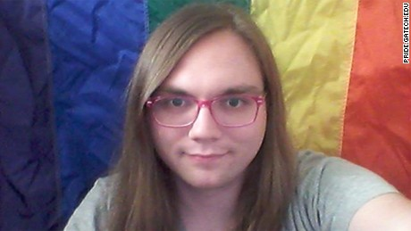 Georgia Tech student Scout Schultz, 21, who was president of an LGBTQ group, was shot and killed by campus police late Saturday, September 16, 2017.