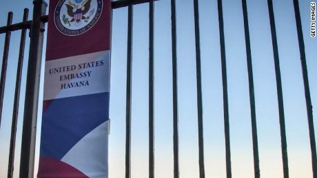 US expels Cuban diplomats following Havana attacks