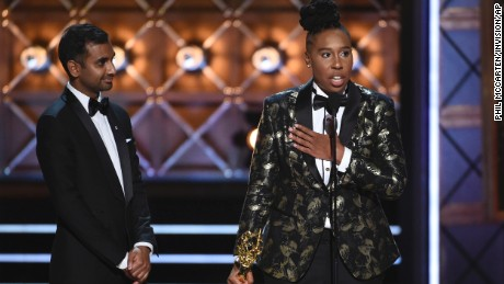 Diversity took center stage at Emmys