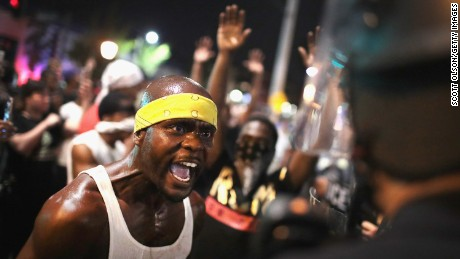 St. Louis protests show the sickness and the cure