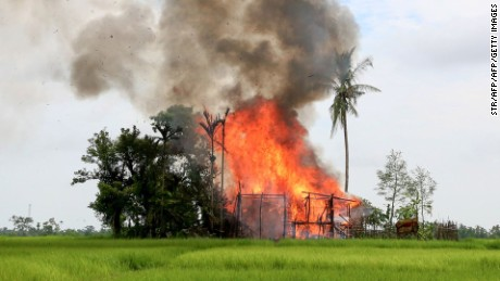 Leader Of Myanmar May Have Been Involved In The Rohingya Genocide