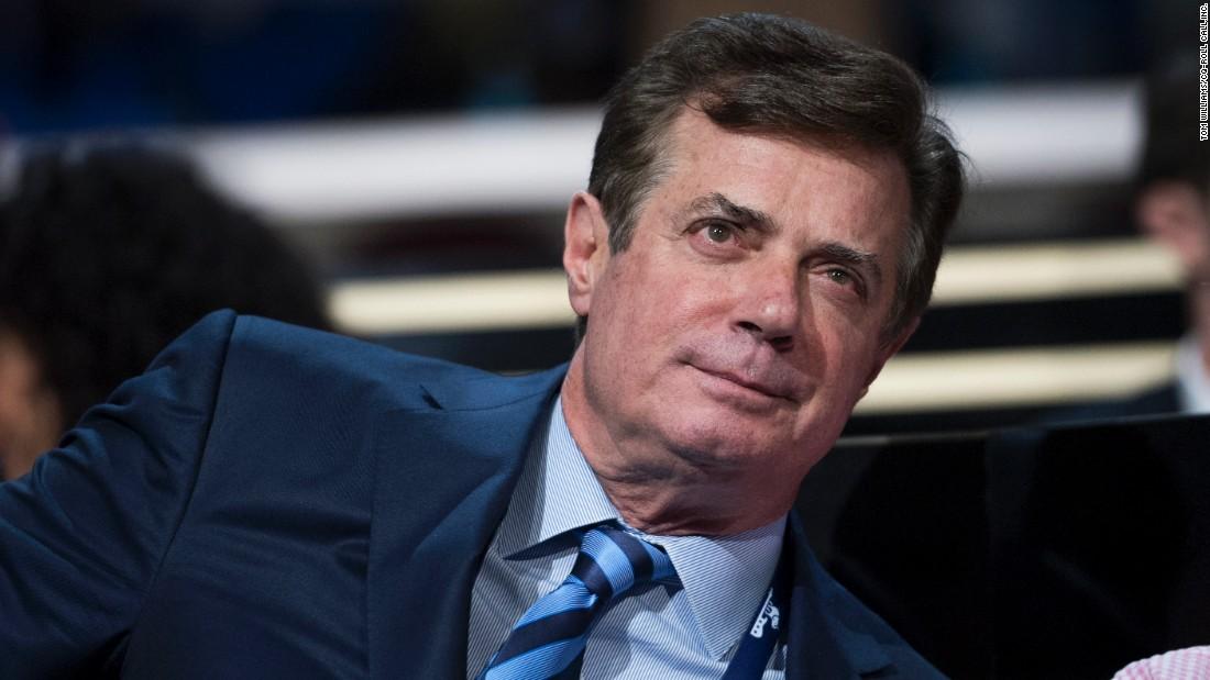 Manafort's journey to center of Mueller's investigation