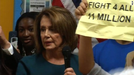 pelosi dreamers event 1