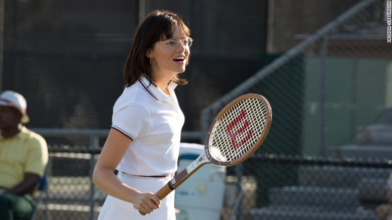 How Emma Stone became Billie Jean King