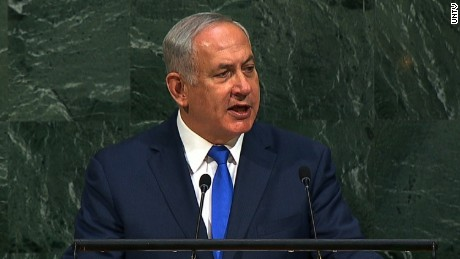 Netanyahu pitches his UN address to one man: Donald Trump