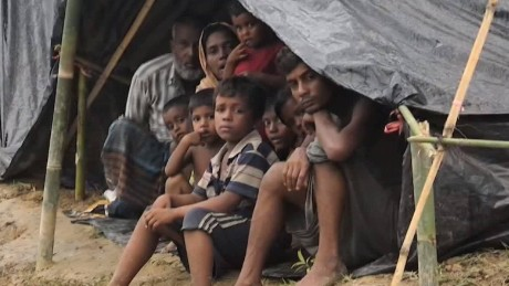 US to provide $32 million in aid to Rohingya fleeing Myanmar