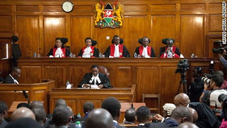 The Kenyan Supreme Court detailed its reasons for nullifying last month's presidential vote.