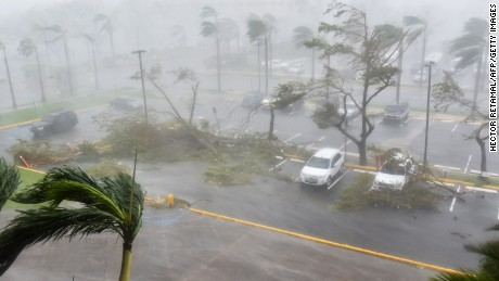 Puerto Rico devastated by Hurricane Maria
