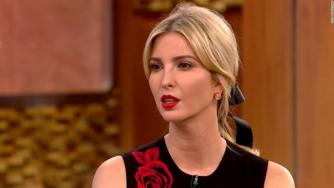 Ivanka Trump Reveals Struggle With Postpartum Depression Cnn