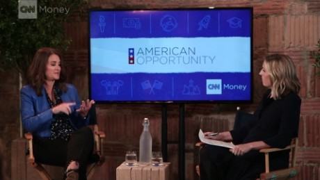 melinda gates paid parental leave american opportunity_00011227