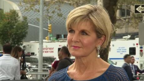 Australia receives 'unprecedented' letter from North Korea