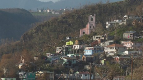 Dominica knocked to its knees by Maria