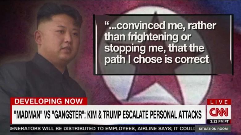 N.Korea: Kimu0027s Threats   CNN Video