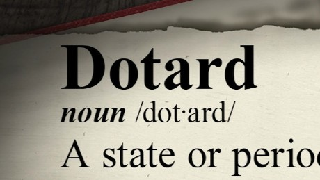 dotard definition insult kim jong un north korea brown pkg nr_00002819