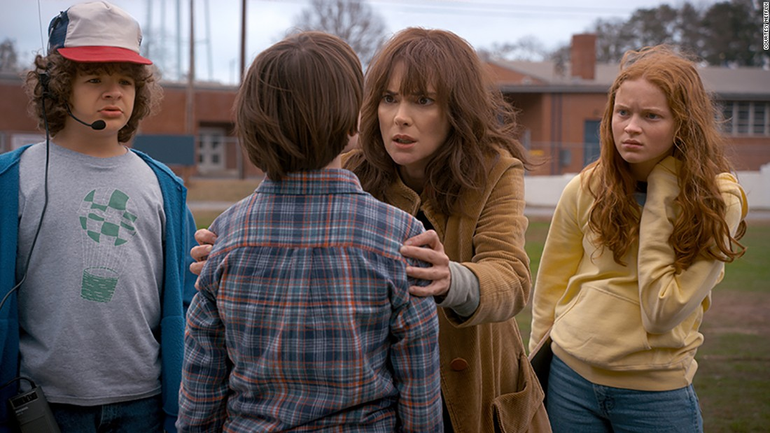 "It's a return to Hawkins and supernatural forces in the second season of <strong>Netflix's </strong>hit series <strong>""Stranger Things.""</strong> Here's some of what else is streaming in October."