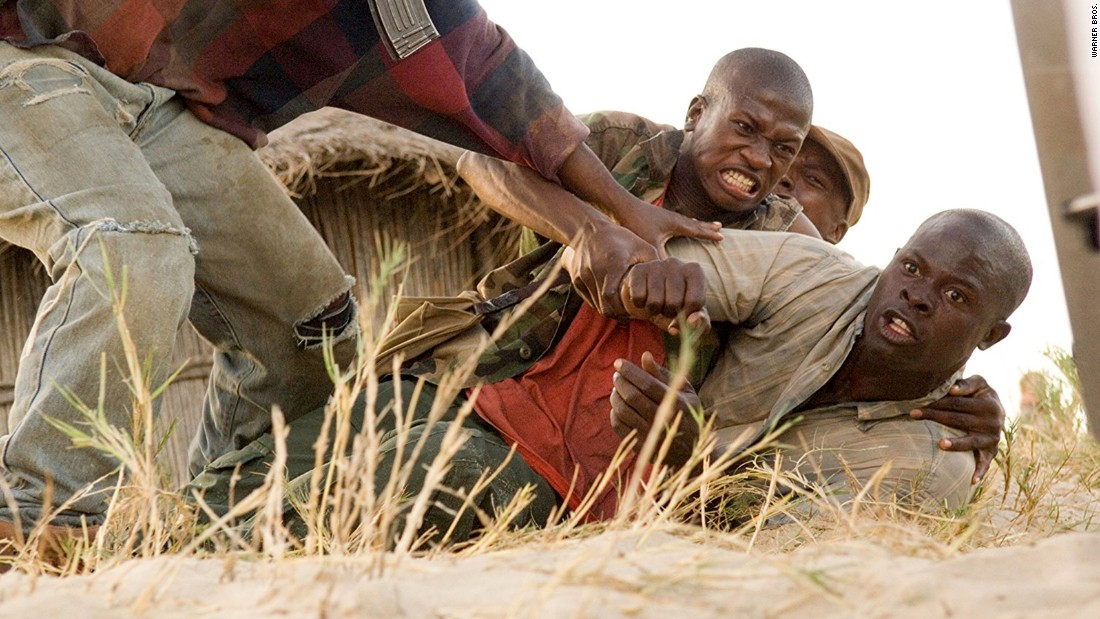 "<strong>""Blood Diamond""</strong>:  Djimon Hounsou stars in this thriller about the diamond industry. <strong>(Netflix) </strong>"
