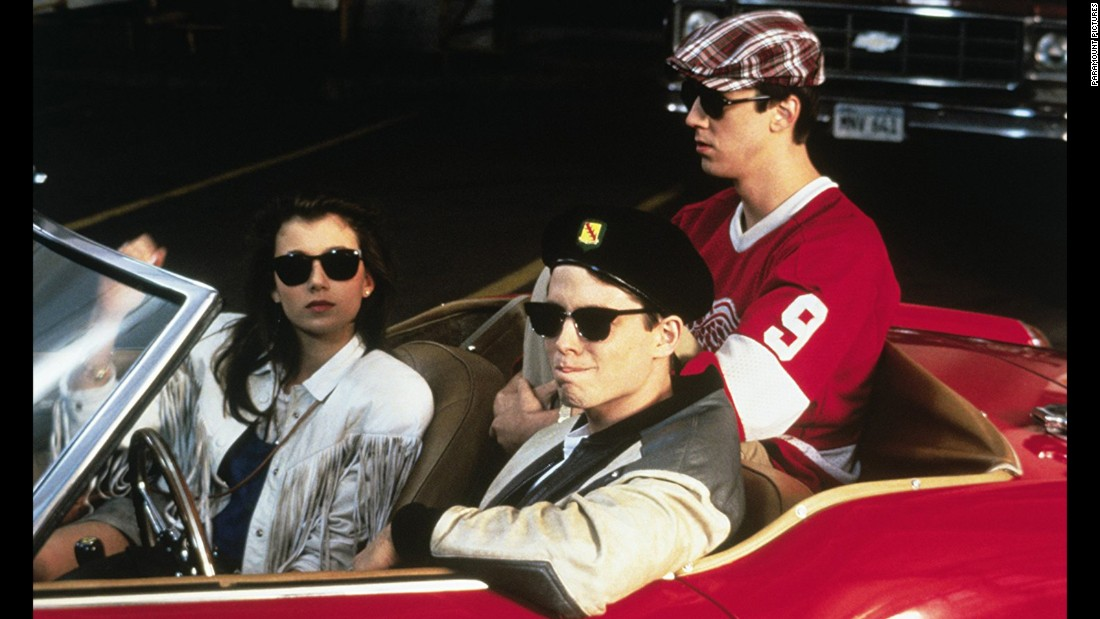 "<strong>""Ferris Bueller's Day Off""</strong>: Ferris takes us all along for the ride as he plays hookey in this now iconic 1980s comedy. <strong>(Hulu) </strong>"