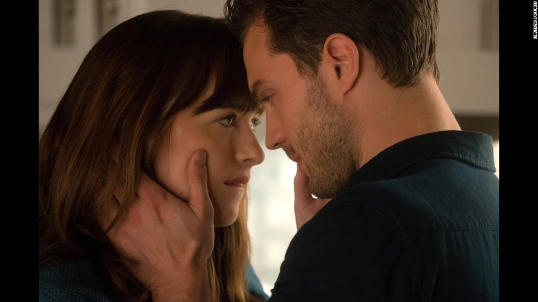 "<strong>""Fifty Shades Darker""</strong>:  Dakota Johnson and Jamie Dornan reprise their roles as Anastasia Steele and Christian Grey in this erotic sequel based on the popular fiction series.<strong> (HBO Now)</strong>"