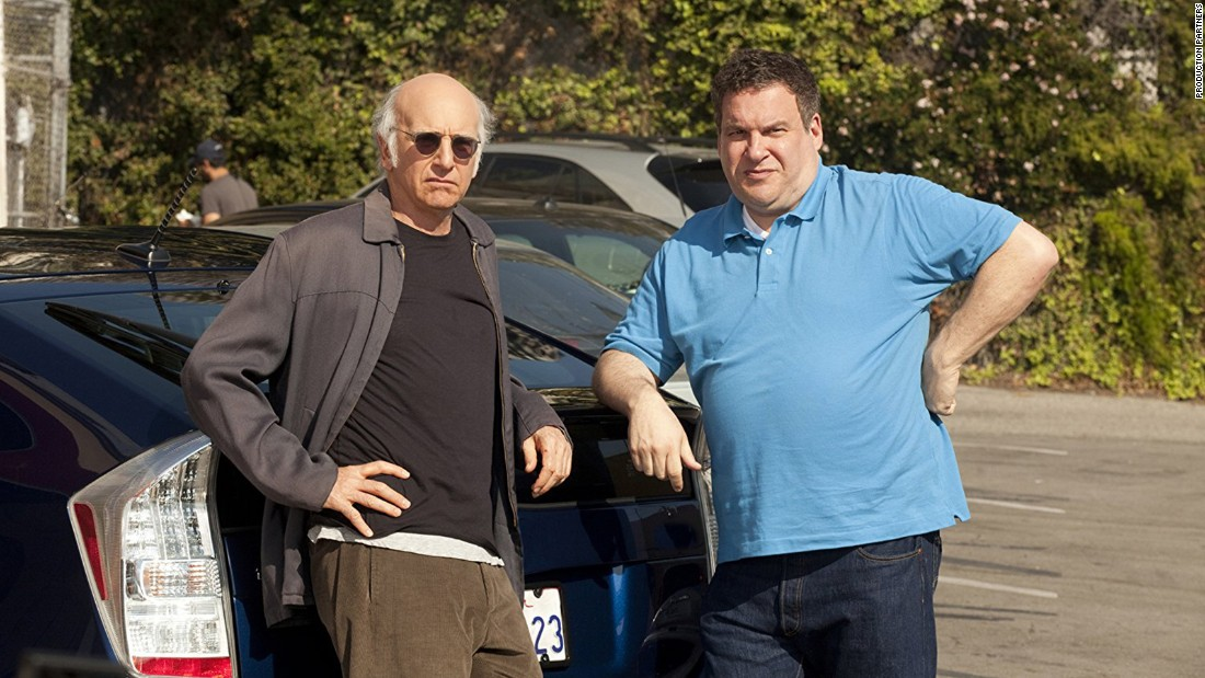 'Curb Your Enthusiasm' returned after six-year break to receive two SAG Award nominations.