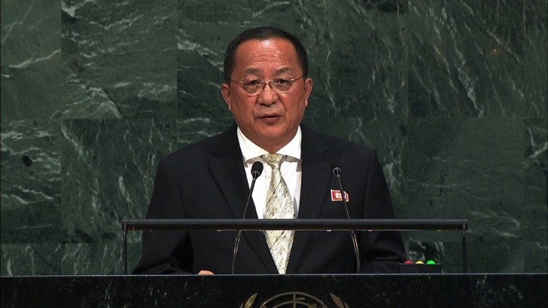 North Korea at U.N.: Attack on US 'inevitable'