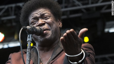 Soul singer Charles Bradley died Saturday surrounded by friends and family.