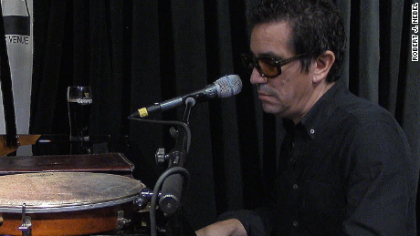A.J. Croce is the son of the late music legend Jim Croce. This year, Croce is on tour in support of his new album, 'Just Like Medicine.'