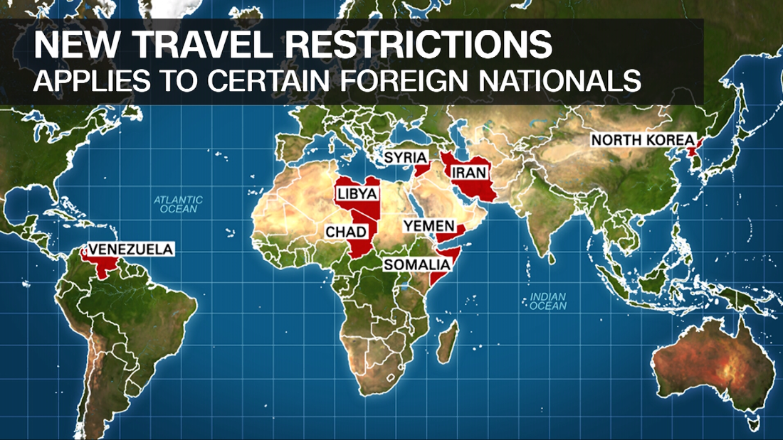Travel Ban Oral Arguements