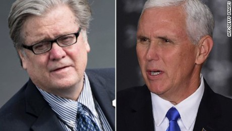 It's Pence vs. Bannon in final day of Alabama Senate race
