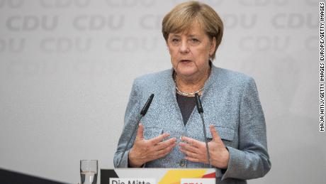 Merkel fails to form coalition government