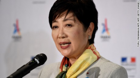 Tokyo Governor Yuriko Koike's political scored big wins in recent elections in the Japanese capital.